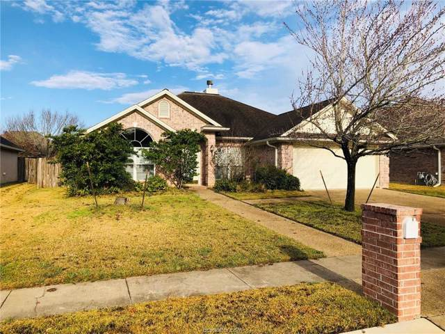 305 Landsburg Ln, College Station, TX 77845 (MLS #19018903) :: Chapman Properties Group