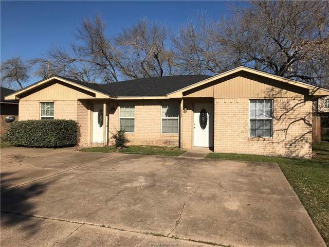 1221/1223 Georgia Street, College Station, TX 77840 (MLS #19018958) :: NextHome Realty Solutions BCS