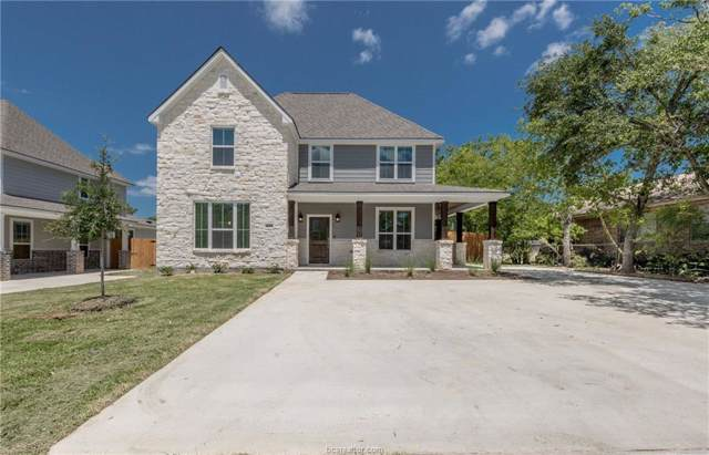 405 Edward Street, College Station, TX 77840 (MLS #19019010) :: NextHome Realty Solutions BCS