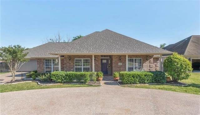 808 Pine Valley Drive, College Station, TX 77845 (MLS #19019017) :: Chapman Properties Group