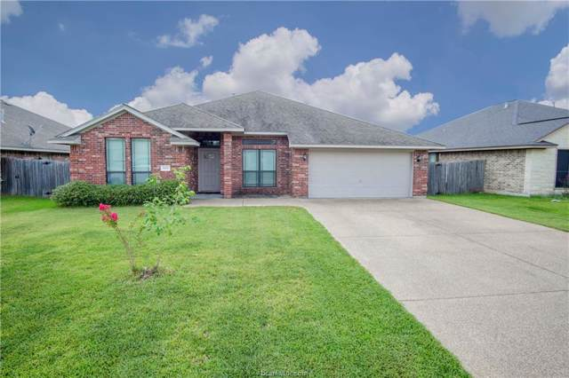 1108 Hayesville Court, College Station, TX 77845 (MLS #19019018) :: Chapman Properties Group