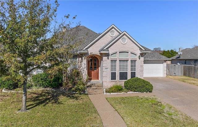 803 Pine Valley, College Station, TX 77845 (MLS #19019032) :: Chapman Properties Group