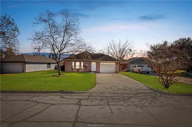 2512 Pinon Court, Bryan, TX 77802 (MLS #19019036) :: Chapman Properties Group