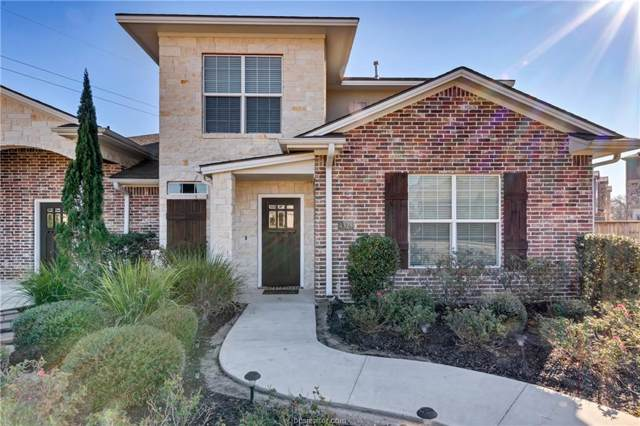 4325 Dawn Lynn Drive, College Station, TX 77845 (MLS #19019056) :: NextHome Realty Solutions BCS