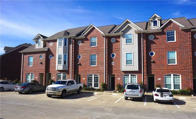 305 Holleman #1403, College Station, TX 77840 (MLS #19019131) :: The Lester Group