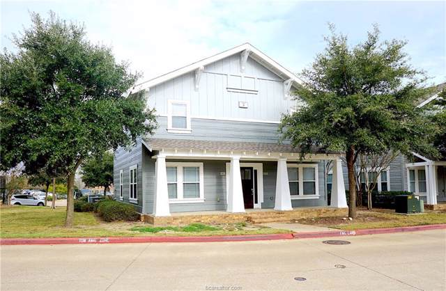1725 Harvey Mitchell #812, College Station, TX 77840 (MLS #19019147) :: The Lester Group