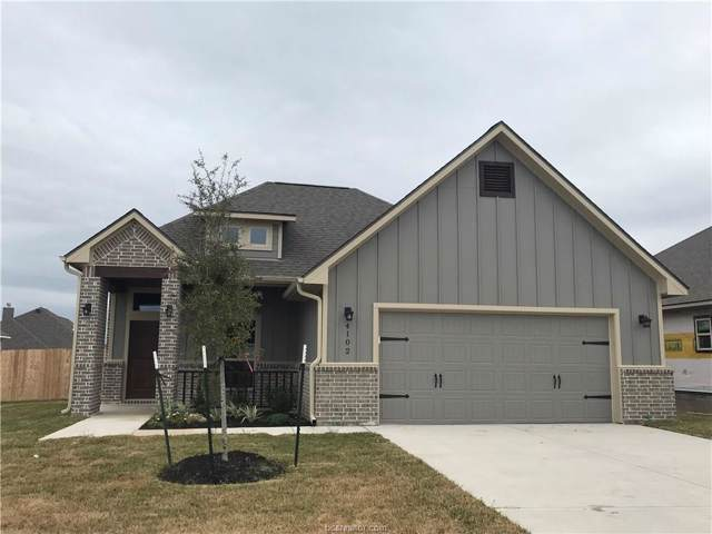4102 Bison Bend Court, College Station, TX 77845 (MLS #20000003) :: Treehouse Real Estate