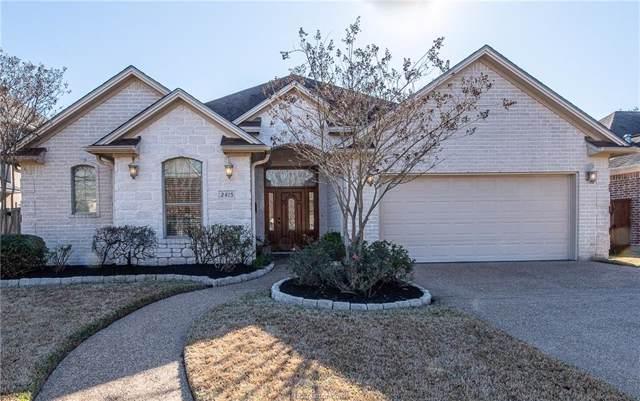 2415 Norham Drive, College Station, TX 77845 (MLS #20000019) :: Chapman Properties Group