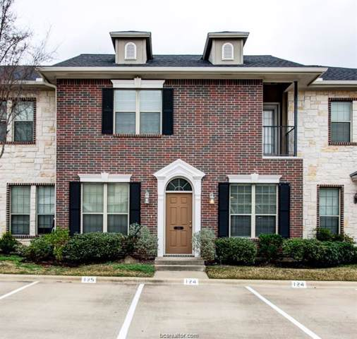 124 Forest Drive, College Station, TX 77840 (MLS #20000035) :: The Lester Group