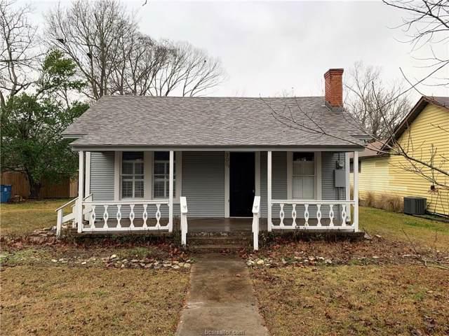 309 S Polk, Centerville, TX 75833 (MLS #20000059) :: Treehouse Real Estate