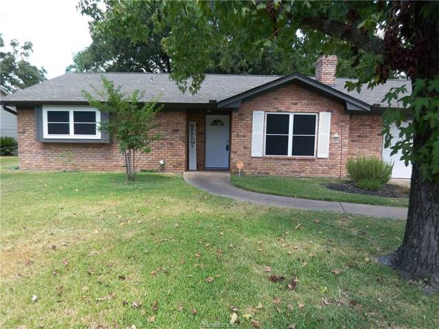1513 Woodland Drive, Bryan, TX 77802 (MLS #20000064) :: The Shellenberger Team