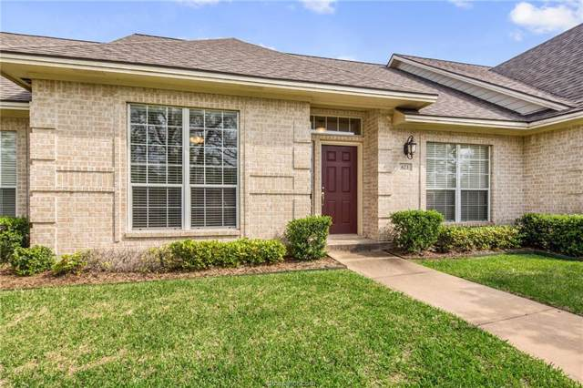 511 Fraternity, College Station, TX 77845 (MLS #20000076) :: RE/MAX 20/20