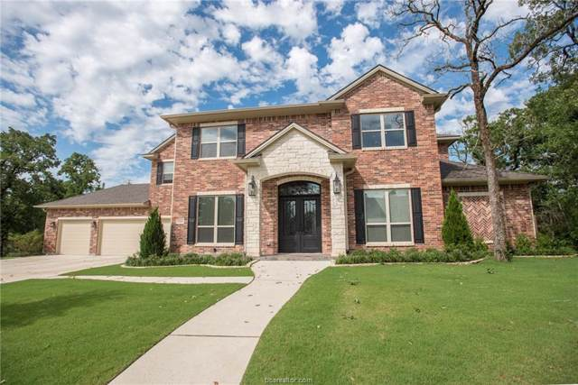 5204 Flint Hills Drive, College Station, TX 77845 (MLS #20000096) :: Chapman Properties Group