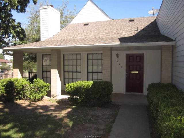 921 Spring Loop, College Station, TX 77840 (MLS #20000102) :: NextHome Realty Solutions BCS
