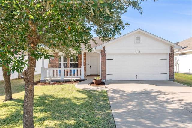 15118 Meredith Lane, College Station, TX 77845 (MLS #20000105) :: The Shellenberger Team