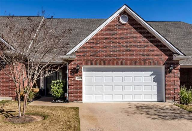 1605 Culture Lane, College Station, TX 77845 (MLS #20000115) :: BCS Dream Homes