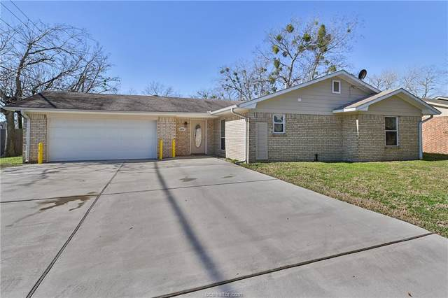 1014 Hereford Street, College Station, TX 77840 (MLS #20000132) :: NextHome Realty Solutions BCS