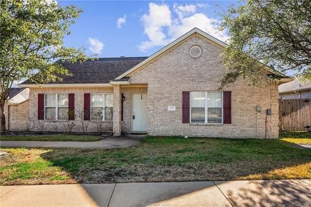 608 Townplace Drive, College Station, TX 77840 (MLS #20000137) :: The Lester Group