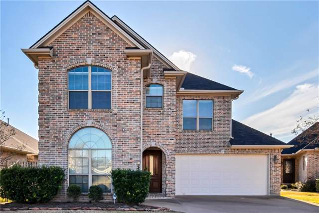4906 Fairfield Court, Bryan, TX 77802 (MLS #20000218) :: Chapman Properties Group