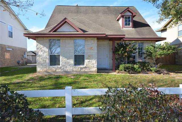 512 Camp Court, College Station, TX 77840 (MLS #20000226) :: NextHome Realty Solutions BCS