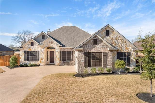 3324 Covington Court, Bryan, TX 77808 (MLS #20000227) :: Treehouse Real Estate