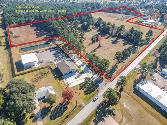 22110 Hufsmith Kohrville, Tomball, TX 77375 (MLS #20000238) :: Treehouse Real Estate
