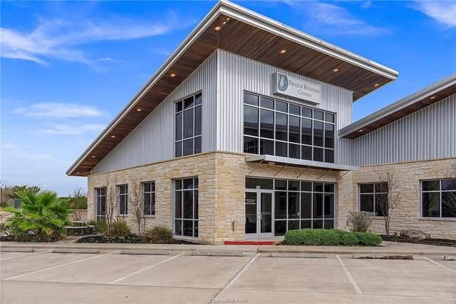 3091 University Drive #110, Bryan, TX 77802 (MLS #20000266) :: Chapman Properties Group