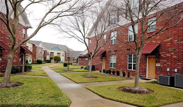 801 Luther #406, College Station, TX 77840 (MLS #20000272) :: The Lester Group