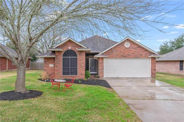 4702 Winchester Drive, Bryan, TX 77802 (MLS #20000277) :: The Lester Group