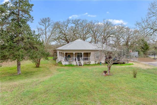 7028 County Road 461, Normangee, TX 77871 (MLS #20000278) :: Treehouse Real Estate