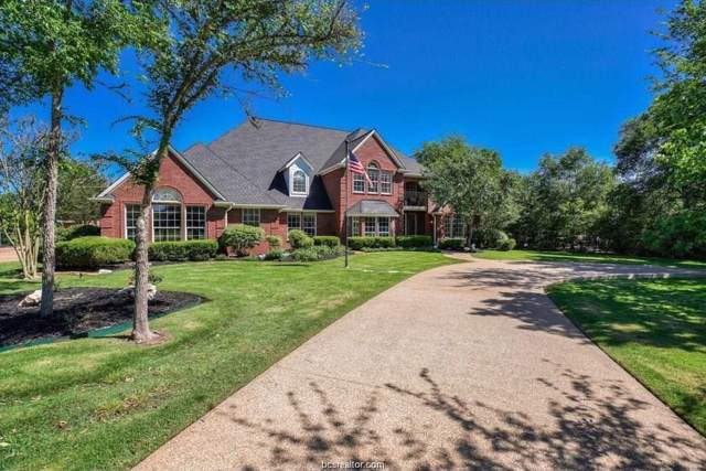 1107 Royal Adelade Drive, College Station, TX 77845 (MLS #20000283) :: Chapman Properties Group