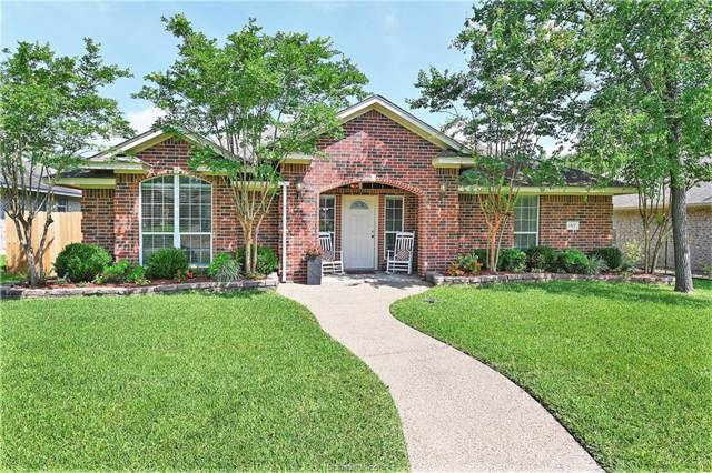 1507 Bluefield Court, College Station, TX 77845 (MLS #20000299) :: Chapman Properties Group