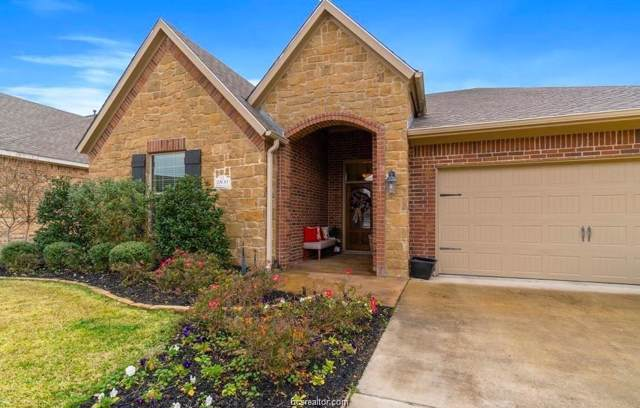 2509 Warkworth Lane, College Station, TX 77845 (MLS #20000323) :: Chapman Properties Group