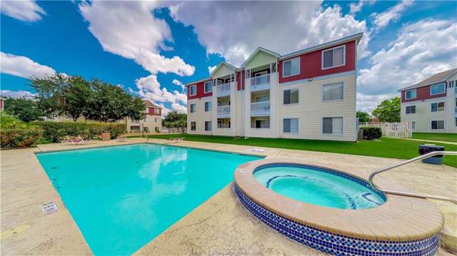 529 Soutwest Parkway #201, College Station, TX 77840 (MLS #20000326) :: The Shellenberger Team