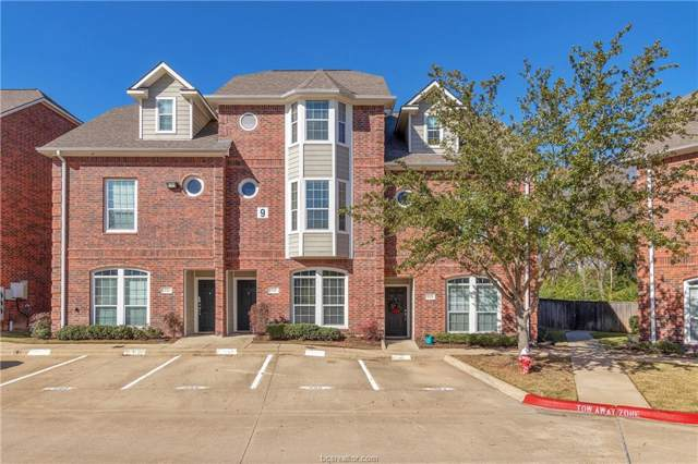 305 Holleman Drive #903, College Station, TX 77840 (MLS #20000344) :: The Lester Group