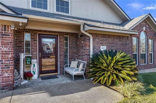 1519 Hunter Creek Drive, College Station, TX 77845 (MLS #20000348) :: Chapman Properties Group