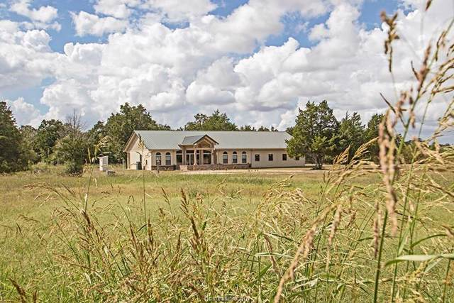 8789 Fm 1452, Madisonville, TX 77864 (MLS #20000354) :: NextHome Realty Solutions BCS