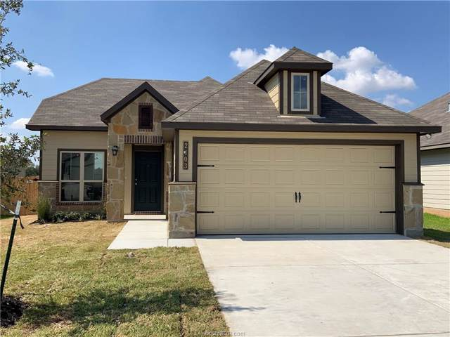 2103 Markley Drive, Bryan, TX 77807 (MLS #20000358) :: The Lester Group