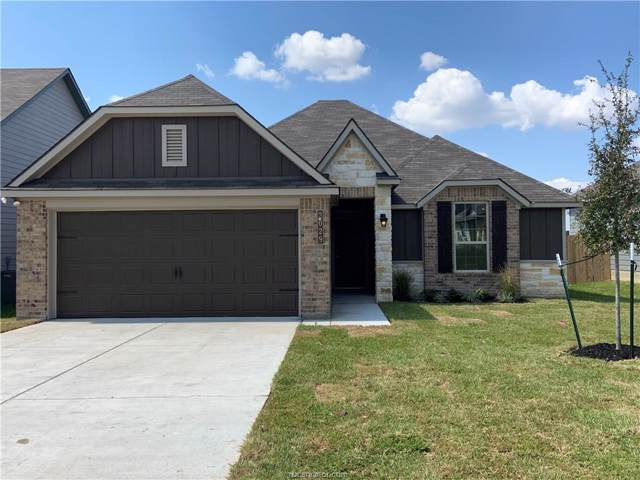 2029 Markley Drive, Bryan, TX 77807 (MLS #20000359) :: The Lester Group