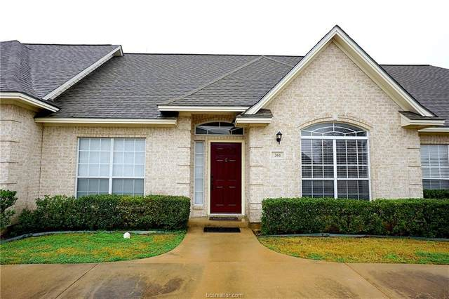 261 Navarro Drive, College Station, TX 77845 (MLS #20000403) :: The Shellenberger Team