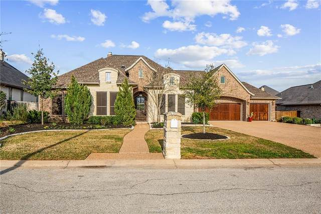 5305 Woodall Court, College Station, TX 77845 (MLS #20000418) :: BCS Dream Homes
