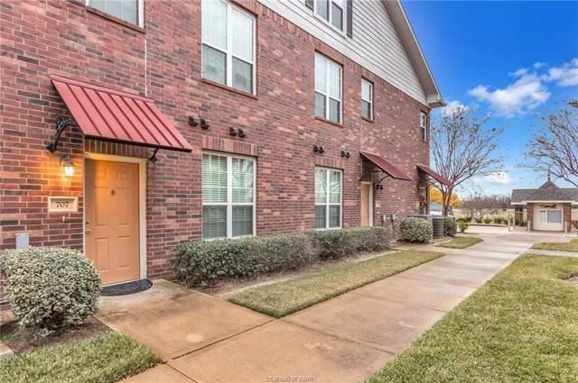 801 Luther Street, College Station, TX 77840 (MLS #20000427) :: The Lester Group