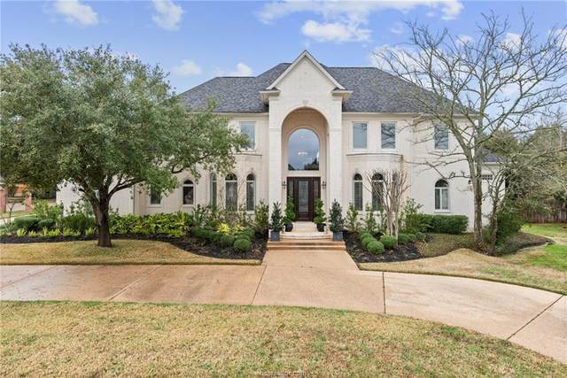 5009 Augusta, College Station, TX 77845 (MLS #20000430) :: BCS Dream Homes