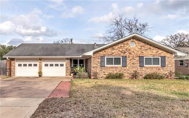 1403 Langford Street, College Station, TX 77840 (MLS #20000439) :: The Lester Group