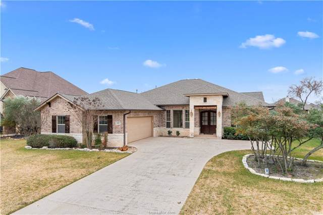 4411 Amberley Place, College Station, TX 77845 (MLS #20000442) :: The Shellenberger Team