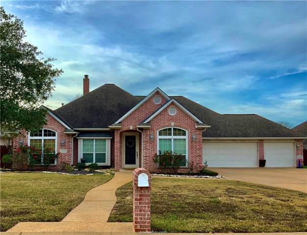 2164 Rockcliffe Loop, College Station, TX 77845 (MLS #20000448) :: Chapman Properties Group