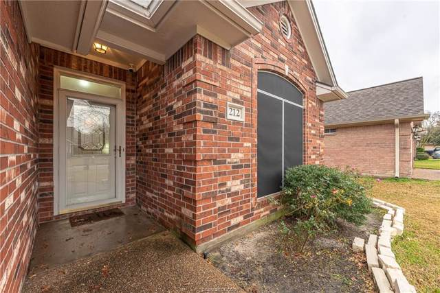 212 Bernburg Court, College Station, TX 77845 (MLS #20000452) :: Chapman Properties Group