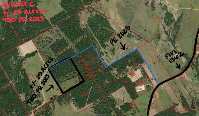 TBD (+/- 25 Acres) Private Road 2023, Caldwell, TX 77836 (MLS #20000502) :: Treehouse Real Estate