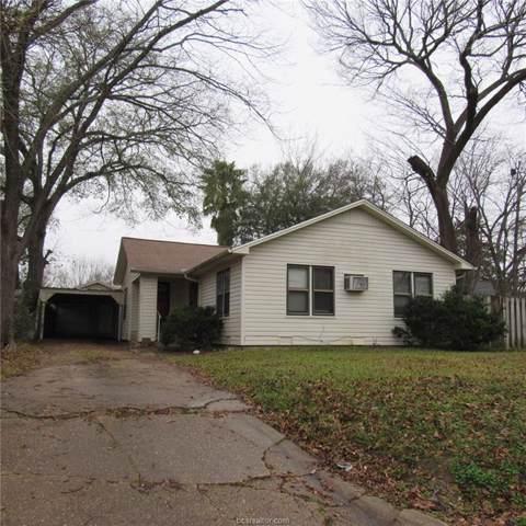 1207 Antone Street, Bryan, TX 77803 (MLS #20000517) :: Chapman Properties Group