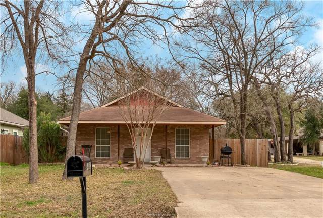 403 Wallace Street, Bryan, TX 77803 (MLS #20000522) :: NextHome Realty Solutions BCS